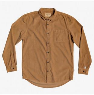 Camisa Quiksilver: SMOKE TRAIL (RUBBER)