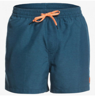 Bañador Quiksilver: EVERYDAY VOLLEY 15 (MAJOLICA BLUE HEATHER)