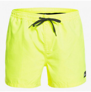 Bañador Quiksilver: EVERYDAY VOLLEY 15 (SAFETY YELLOW)