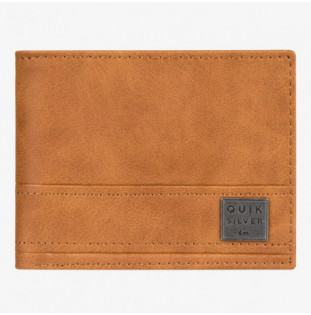 Cartera Quiksilver: NEW STITCHY WAL (BROWN) Quiksilver - 1