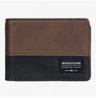 Cartera Quiksilver: NATIVE COUNTRY II (CHOCOLATE BROWN) Quiksilver - 1