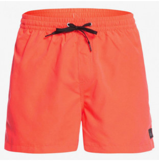 Bañador Quiksilver: EVERYDAY VOLLEY 15 (FIERY CORAL)