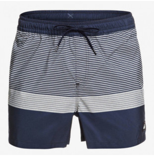 Bañador Quiksilver: TIJUANA VOLLEY 15 (MIDNIGHT NAVY)