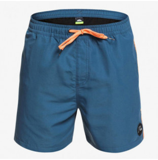 Bañador Quiksilver: BEACH PLEASE VOLLEY 16 (MAJOLICA BLUE)