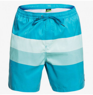 Bañador Quiksilver: SEASONS VOLLEY 17 (CARIBBEAN SEA) Quiksilver - 1