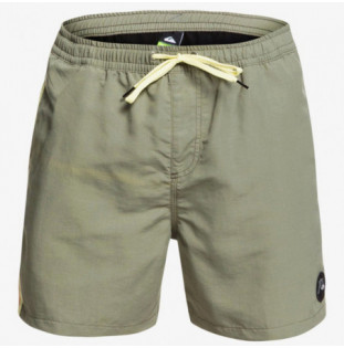 Bañador Quiksilver: BEACH PLEASE VOLLEY 16 (FOUR LEAF CLOVER) Quiksilver - 1