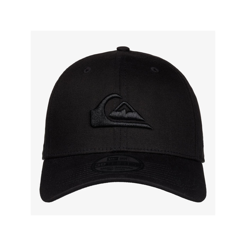 Gorra Quiksilver: Mountain and Wave (BLACK)