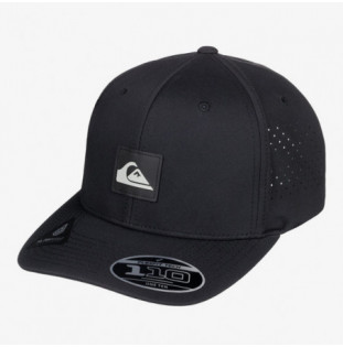 Gorra Quiksilver: ADAPTED (BLACK)