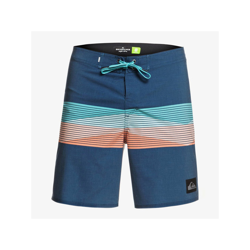 Bañador Quiksilver: Highline Seasons 18 (MAJOLICA BLUE)