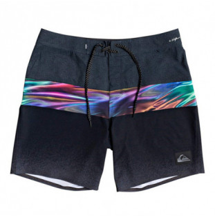 Bañador Quiksilver: Highline Hold Down 18 (BLACK) Quiksilver - 1