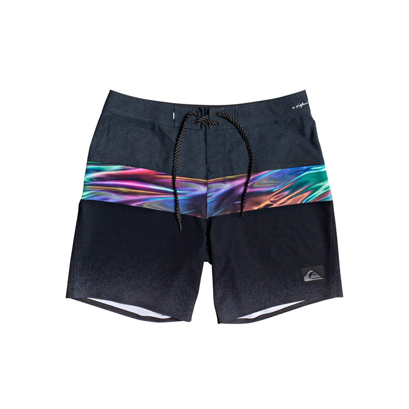 Bañador Quiksilver: Highline Hold Down 18 (BLACK)
