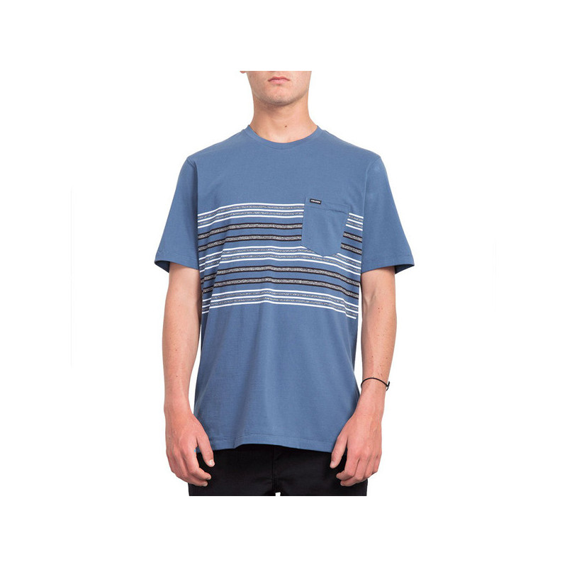 Camiseta Volcom: FORZEE TEE (INDIGO)