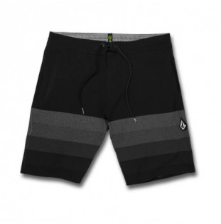 Bañador Volcom: QUARTA STATIC STONEY (BLACK) Volcom - 1