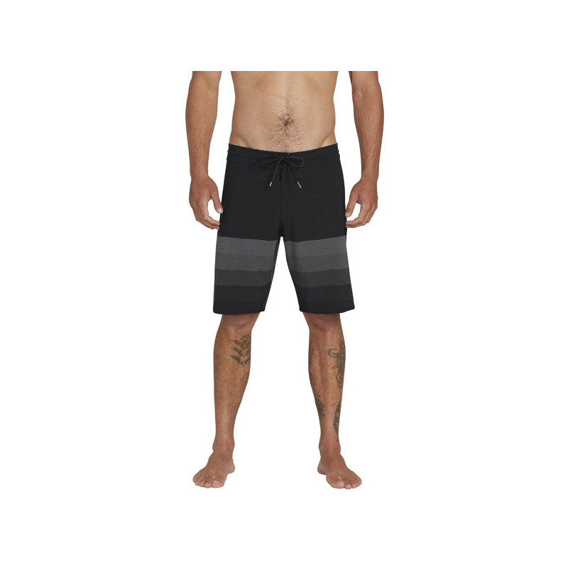 Bañador Volcom: QUARTA STATIC STONEY (BLACK)