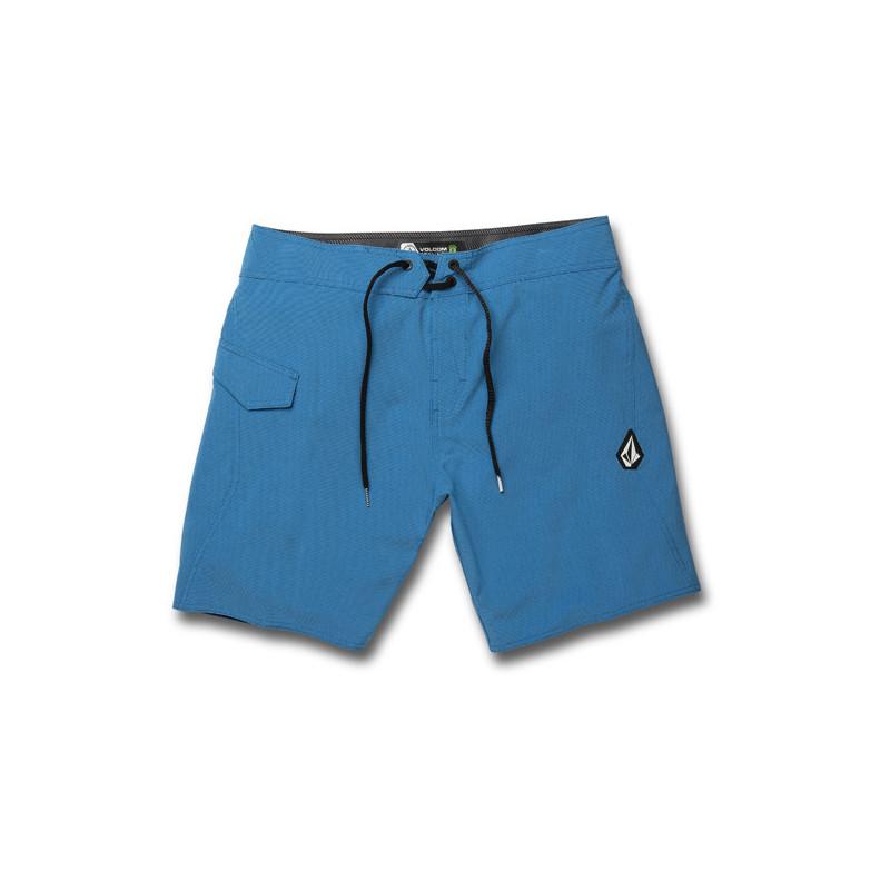 Bañador Volcom: LIDO SOLID MOD 18 (TRUE BLUE)