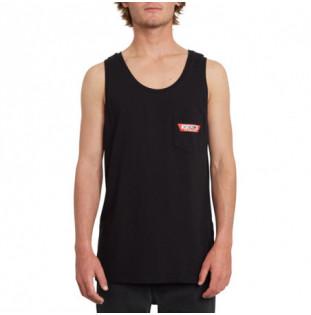 Camiseta Volcom: TRAP LTW TT (BLACK)