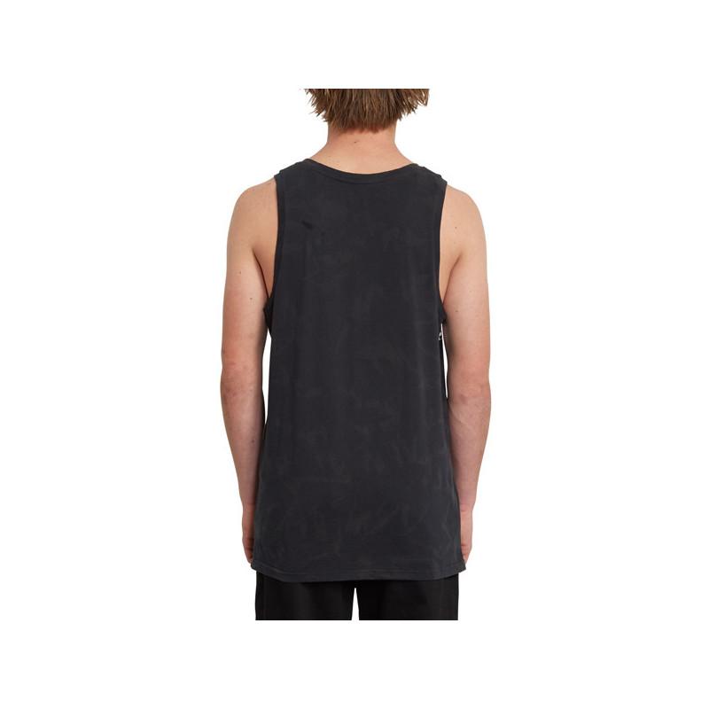 Camiseta Volcom: RUDE BSC TT (BLACK)