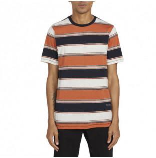 Camiseta Volcom: CHROMATIC CREW SS (BURNT ORANGE) Volcom - 1