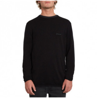 Jersey Volcom: RATLEY SWEATER (BLACK)