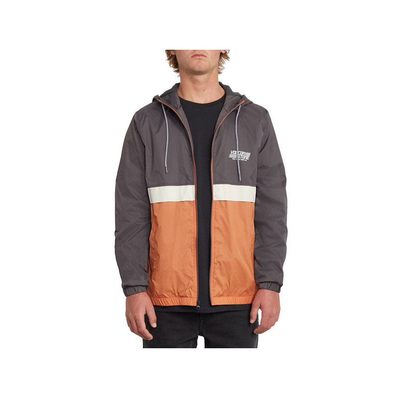 Chaqueta Volcom: ERMONT JACKET (BURNT ORANGE)