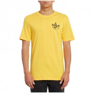 Camiseta Volcom: STOKER BSC SS (CITRUS GOLD) Volcom - 1