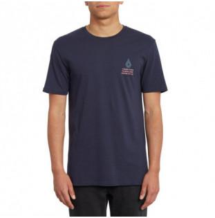 Camiseta Volcom: RADIATION BSC SS (NAVY) Volcom - 1