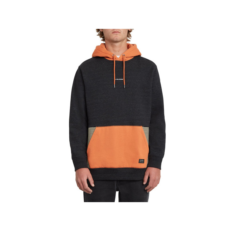 Sudadera Volcom: FORZEE PO (BURNT ORANGE)