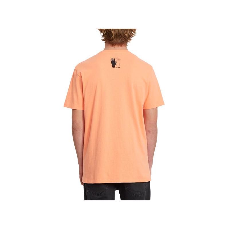 Camiseta Volcom: HIGH5 FOREVER LTW SS (SALMON)