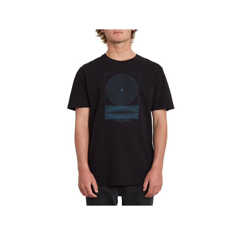 Camiseta Volcom: GRAVITAS LTW SS (BLACK)