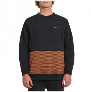 Sudadera Volcom: FORZEE CREW (BURNT ORANGE) Volcom - 1