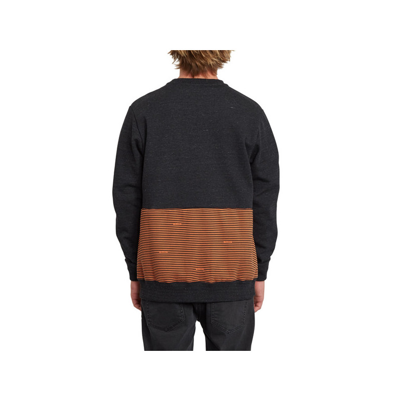 Sudadera Volcom: FORZEE CREW (BURNT ORANGE)