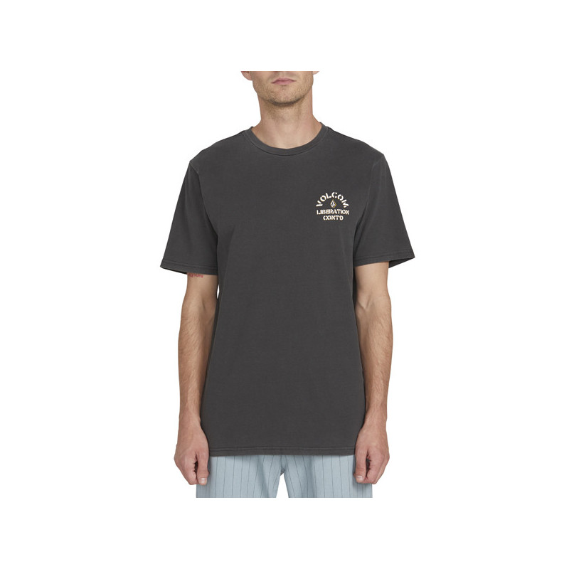 Camiseta Volcom: CJ COLLINS SS TEE (BLACK)