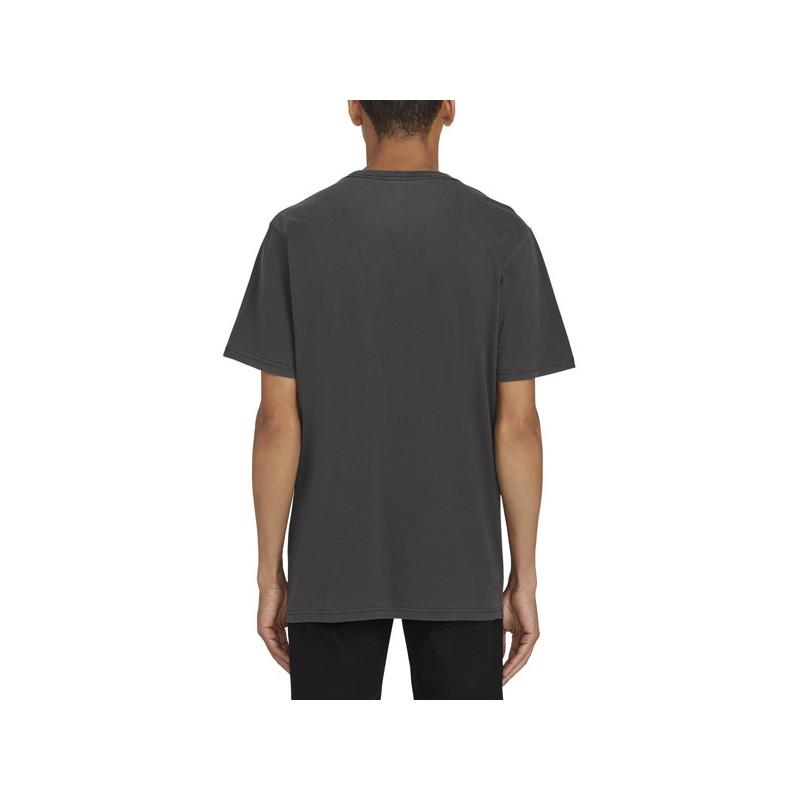 Camiseta Volcom: SUBJECTS SS TEE (BLACK)