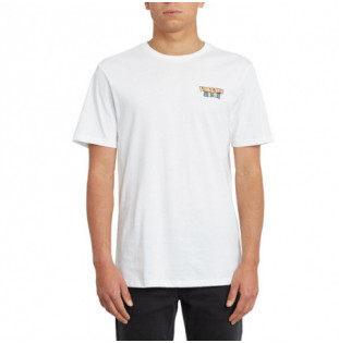 Camiseta Volcom: DAYBREAK FTY SS (WHITE) Volcom - 1