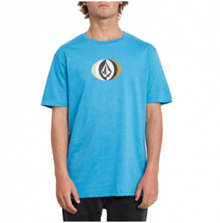 Camiseta Volcom: VAST HTH SS (TRUE BLUE) Volcom - 1