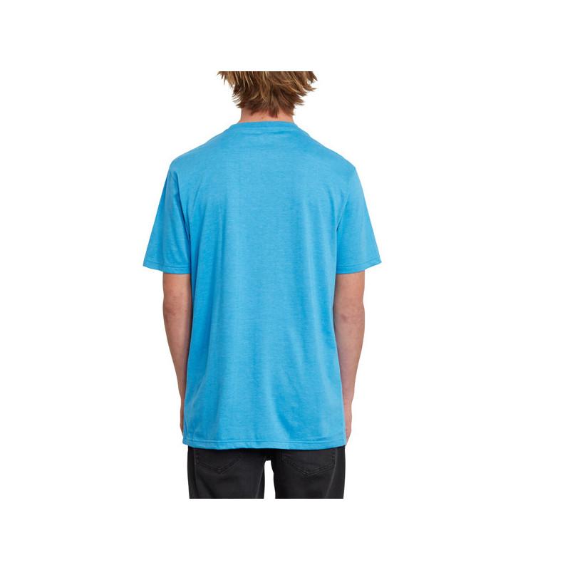 Camiseta Volcom: VAST HTH SS (TRUE BLUE)