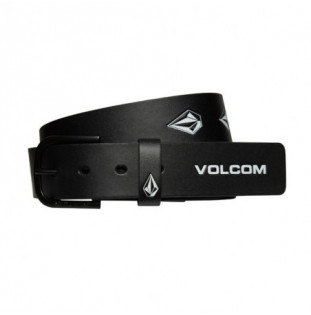 Cinturón Volcom: EMPTY PU BELT (NEW BLACK) Volcom - 1