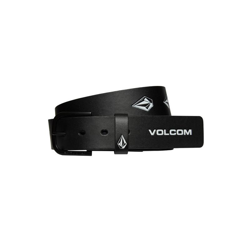 Cinturón Volcom: EMPTY PU BELT (NEW BLACK)