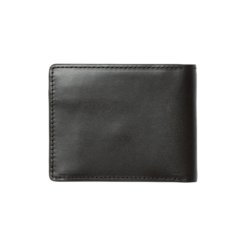 Cartera Volcom: STRAIGHT LTH WALLET (BLACK)