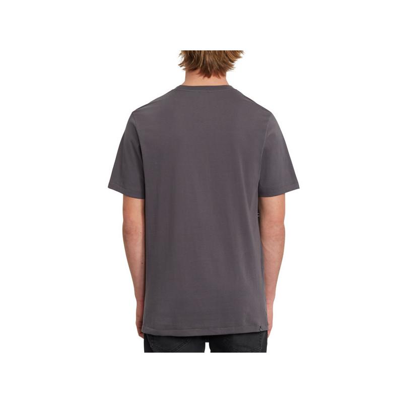 Camiseta Volcom: FORZEE CREW (DARK CHARCOAL)