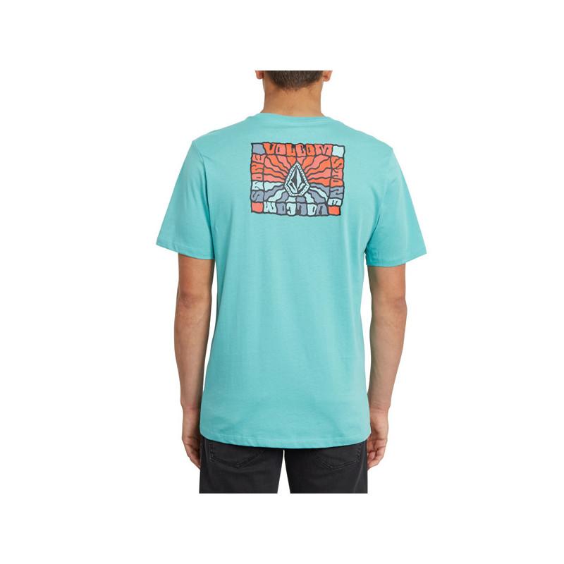 Camiseta Volcom: DAYBREAK FTY SS (MYSTO GREEN)