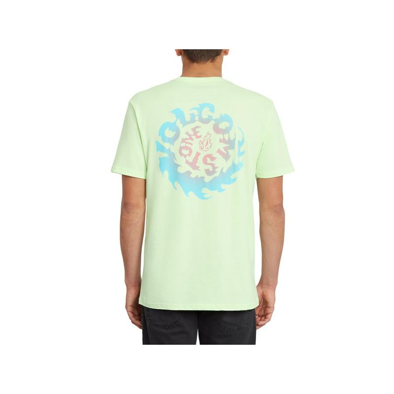 Camiseta Volcom: THROTTLE BSC SS (KEY LIME)