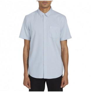Camisa Volcom: EVERETT OXFORD SS (WRECKED INDIGO) Volcom - 1