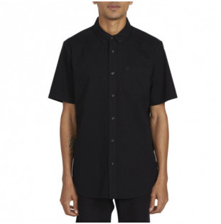 Camisa Volcom: EVERETT OXFORD SS (NEW BLACK) Volcom - 1