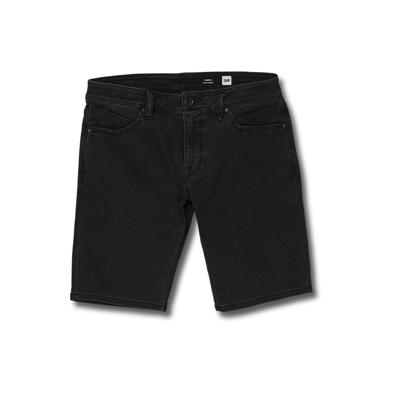 Bermuda Volcom: VORTA DENIM SHORT (INK BLACK)