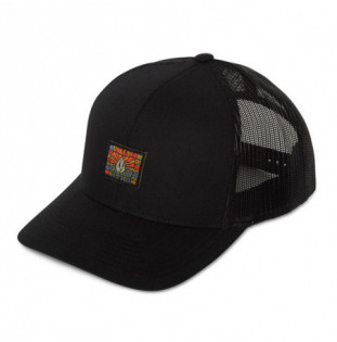 Gorra Volcom: DAY WAVES CHEESE (BLACK)