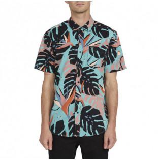 Camisa Volcom: MENTAWAIS SS (MYSTO GREEN) Volcom - 1