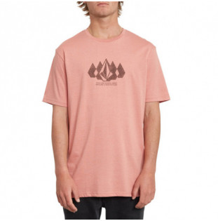 Camiseta Volcom: STONE ARMY HTH SS (SANDSTONE)
