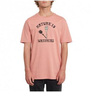 Camiseta Volcom: METER HTH SS (SANDSTONE) Volcom - 1