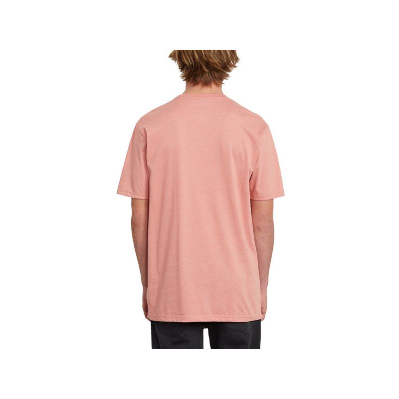 Camiseta Volcom: METER HTH SS (SANDSTONE)